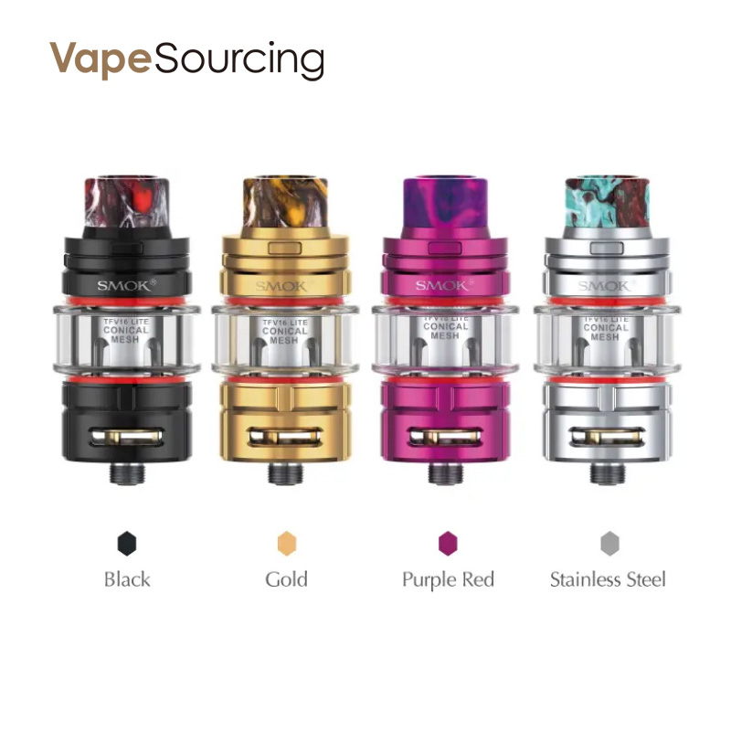 Smok TFV16 Lite Sub Ohm Tank review