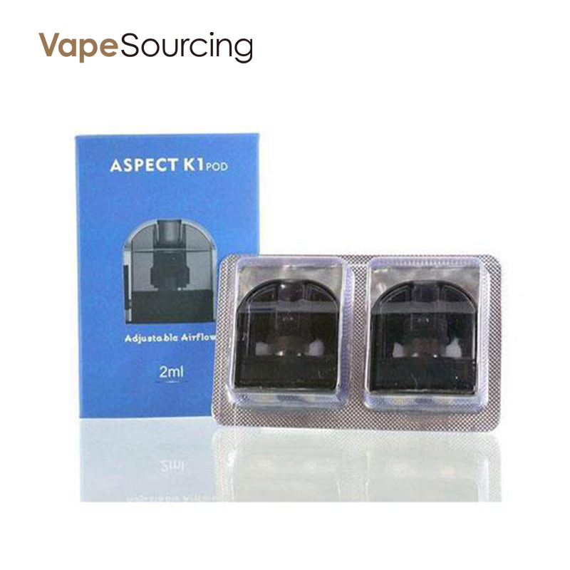 Pioneer4you IPV Aspect K1 Replacement Pods Cartridge 2ml (2pcs/pack)