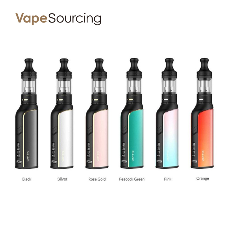 Vaptio Cosmo Plus Starter Kit 1500mAh Available Colors
