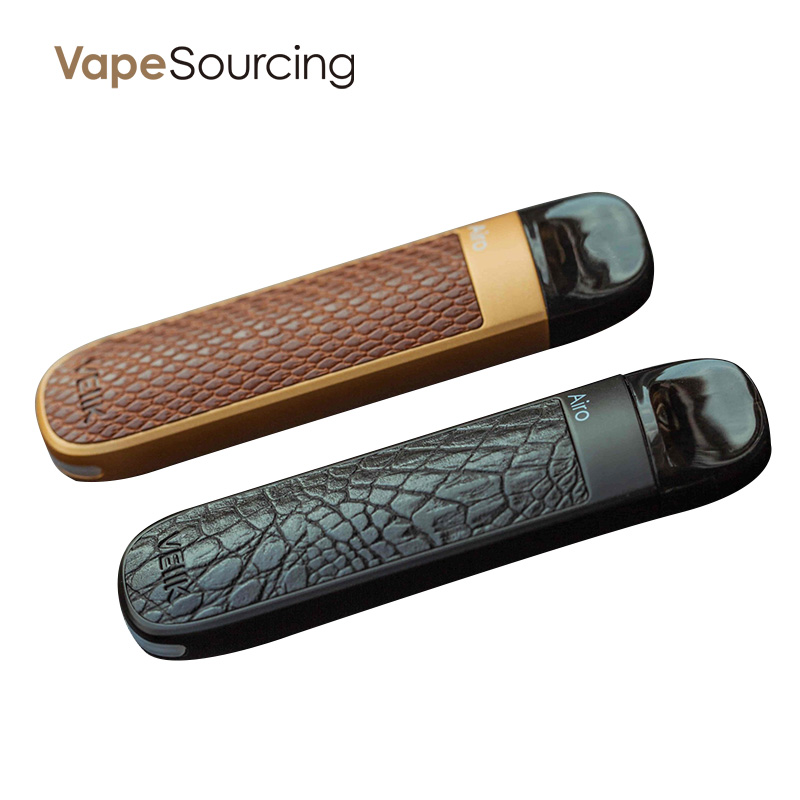 VEIIK AIRO Upgraded Leather Limited Version Pod Kit Colors