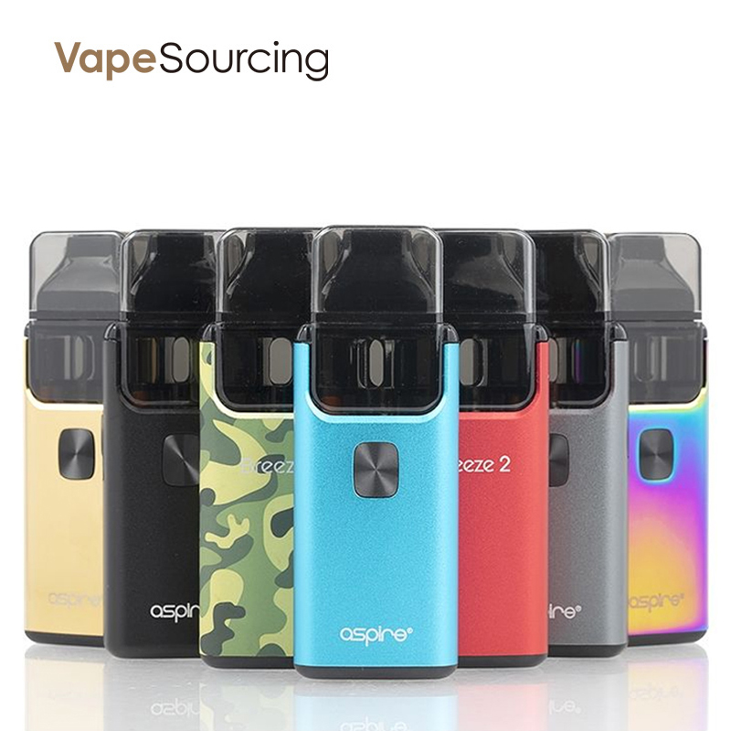 Aspire Breeze 2 new colors