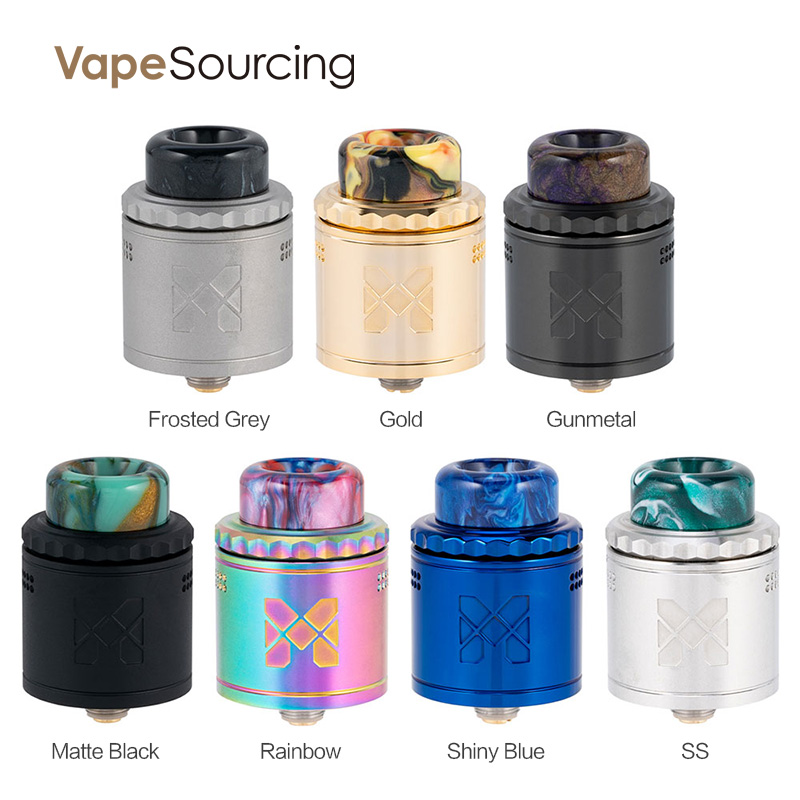 Vandy Vape Mesh V2 RDA review