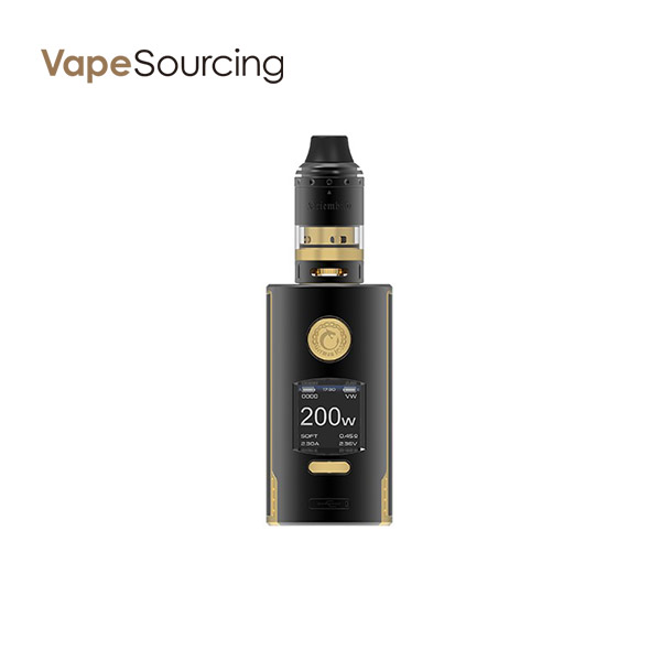 Vapefly Kriemhild Starter Kit review