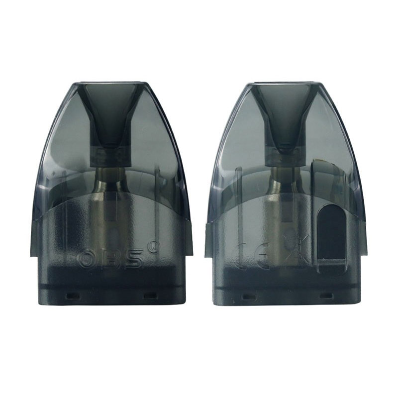 OBS Cube Replacement Pods Cartridge 4ml 2pcs