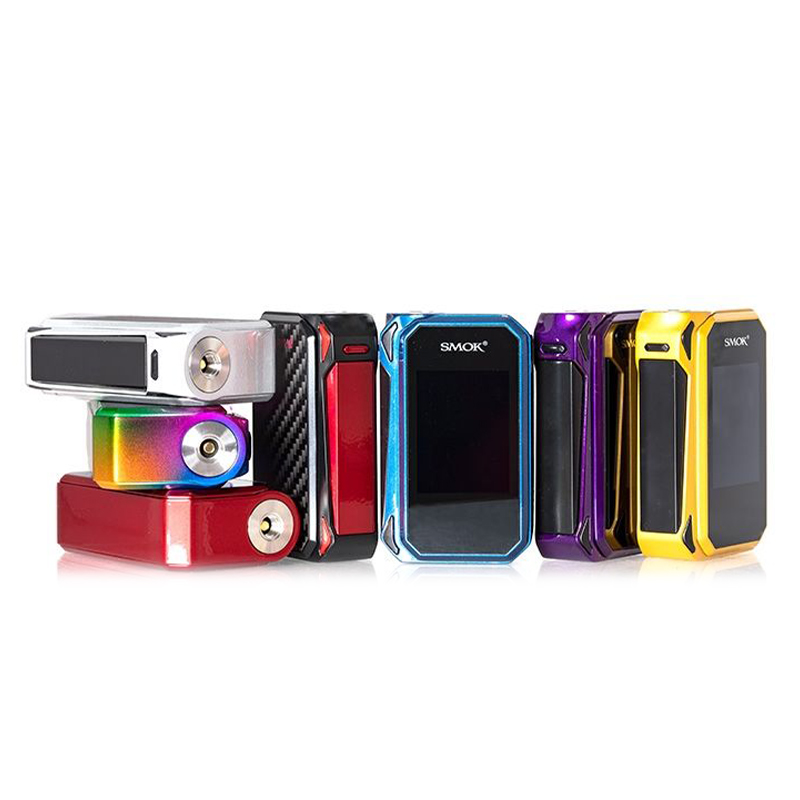 smok g-priv 2 230w touch screen box mod colors