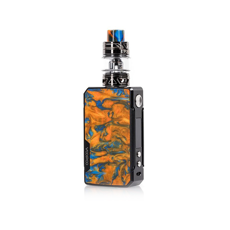 AUTHENTIC 1VOOPOO Drag Mini Start Kit W// Uforce T2 Tank Built-in Battery