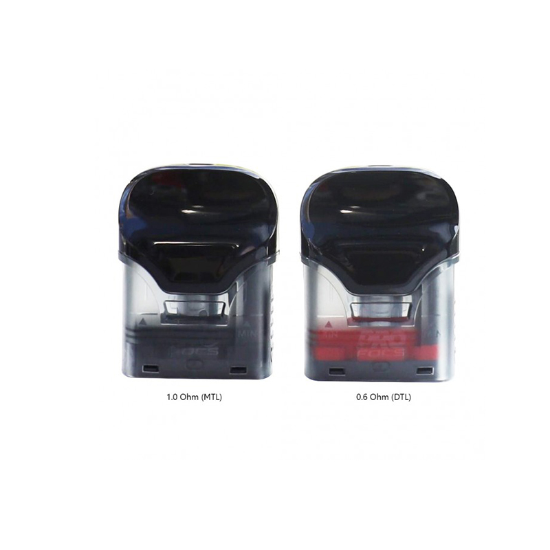 uwell crown two type pod cartridges