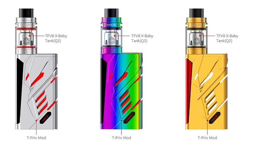 suit for smok t-priv kit