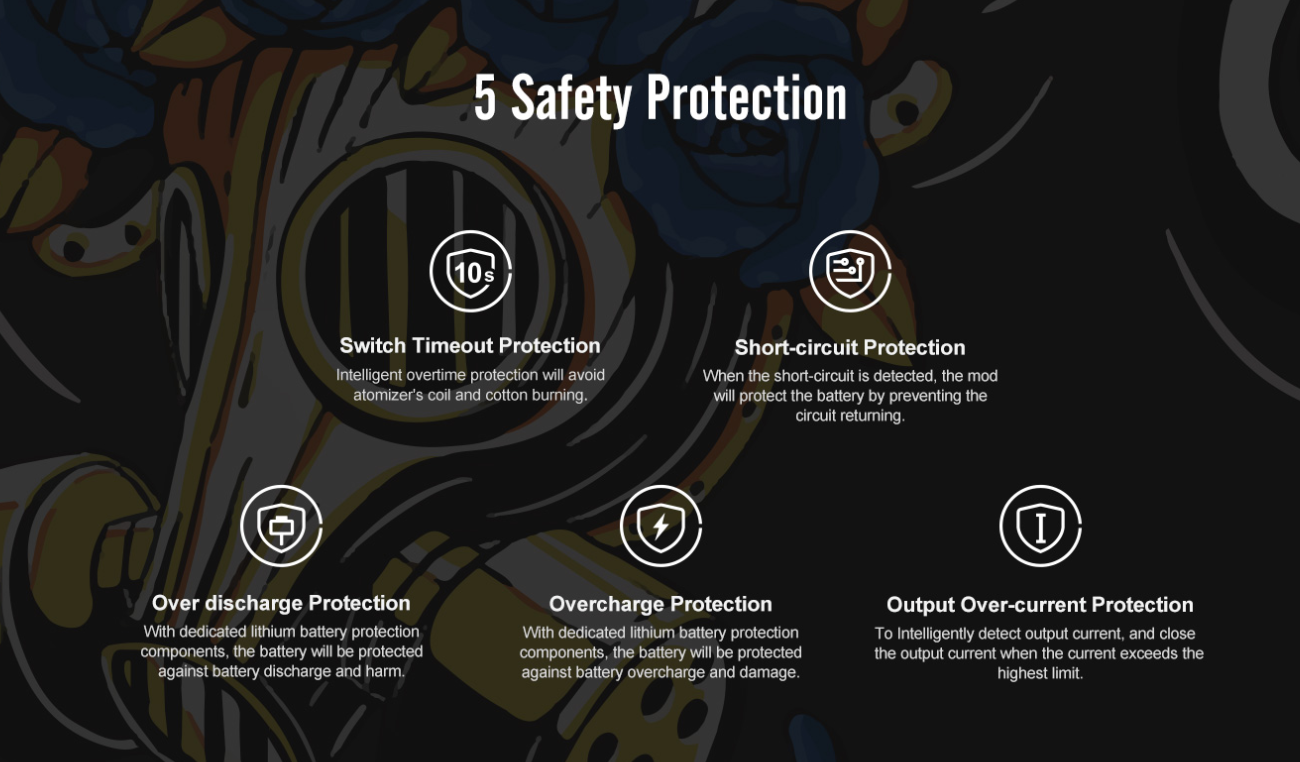 5 Safety Protections