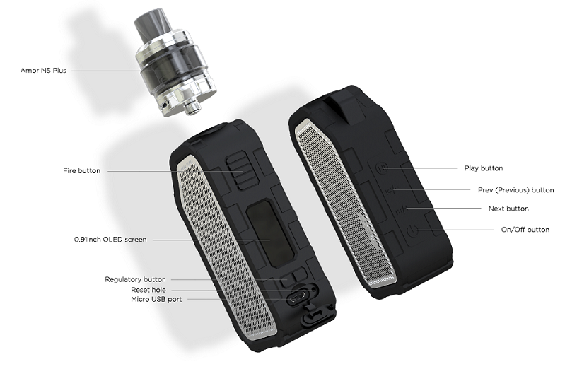 Active Kit 80W With Bluetooth Music
