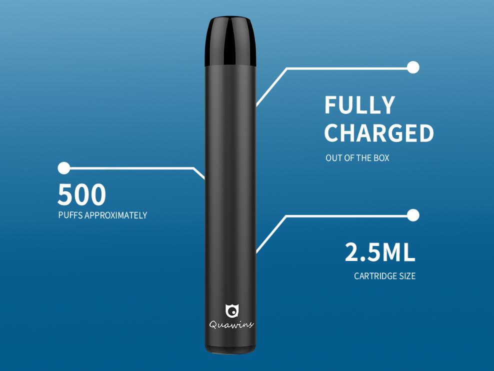 Quawins VSTICK Disposable Pod System Big Cartridge Volume