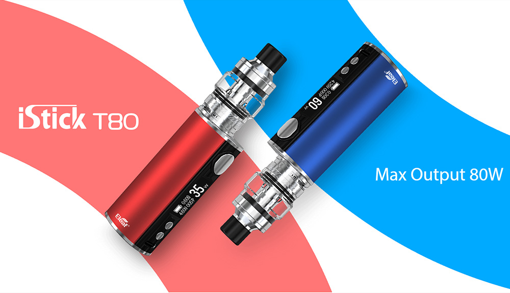 Eleaf iStick T80 80W Kit