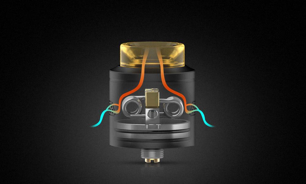 GeekVape Aegis Squonker Kit 100w Leakproof Squonk System