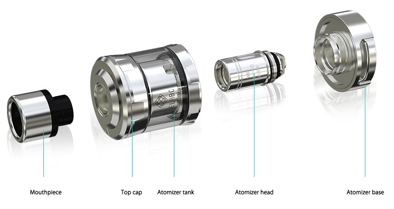 detachable elabo mini atomizer