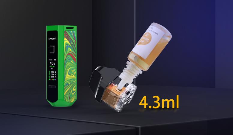 SMOK RPM40 Pod Mod Kit Large E-liquid Capacity