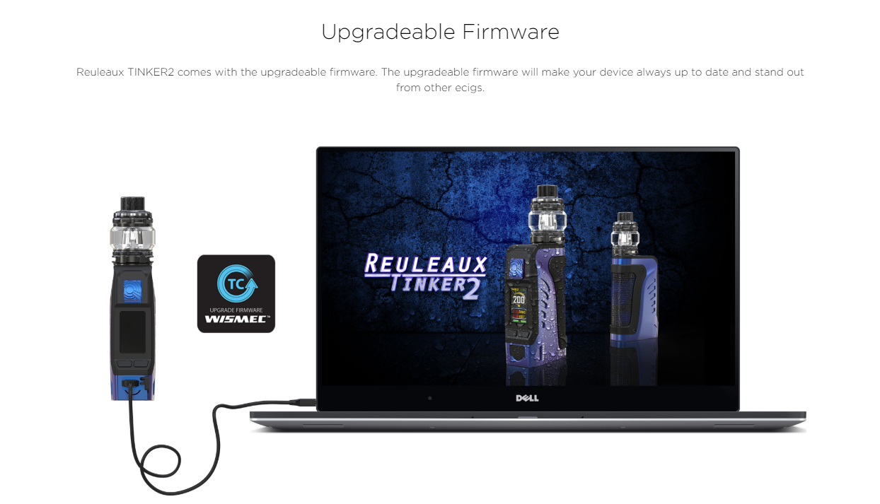 Upgradeable Firmware