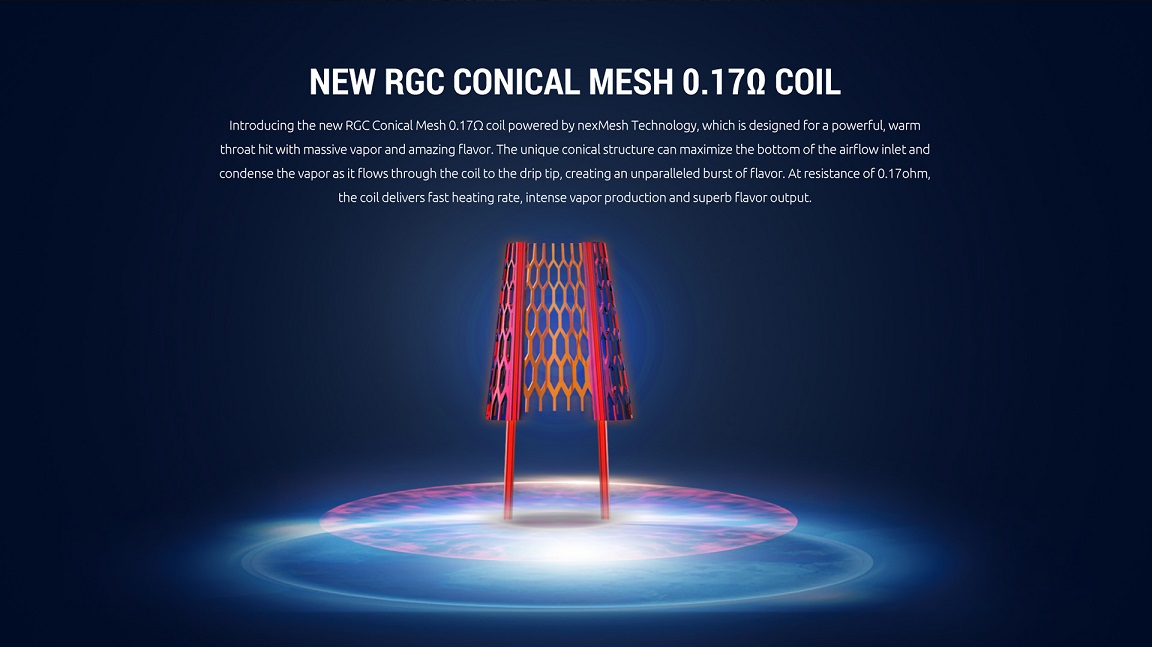 Fetch Pro RGC Conical Mesh Coil