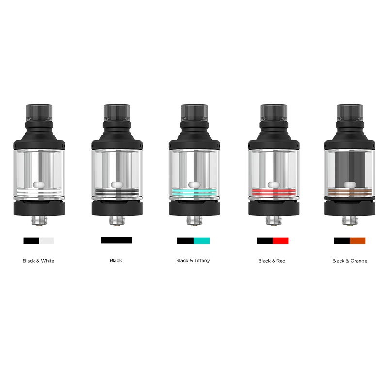 Wismec Amor Mini Atomizer Colors