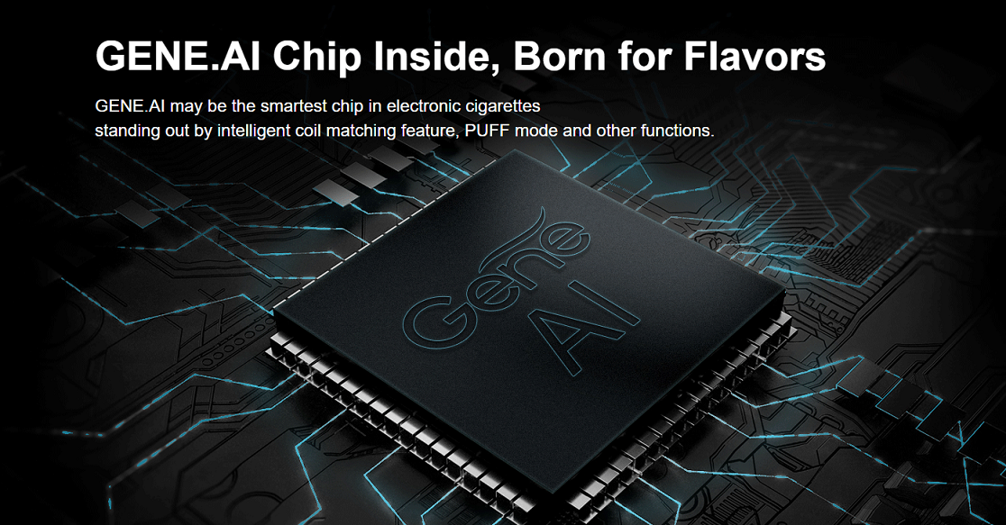 VINCI AIR Intelligent GENE.AI Chip