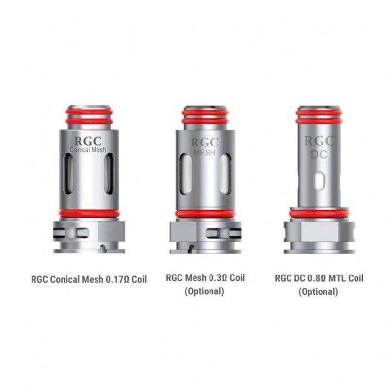 Smok Rgc Rba Coil 1pc Pack Vapesourcing