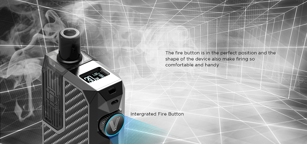 Narada Pro Intergrated Fire Button