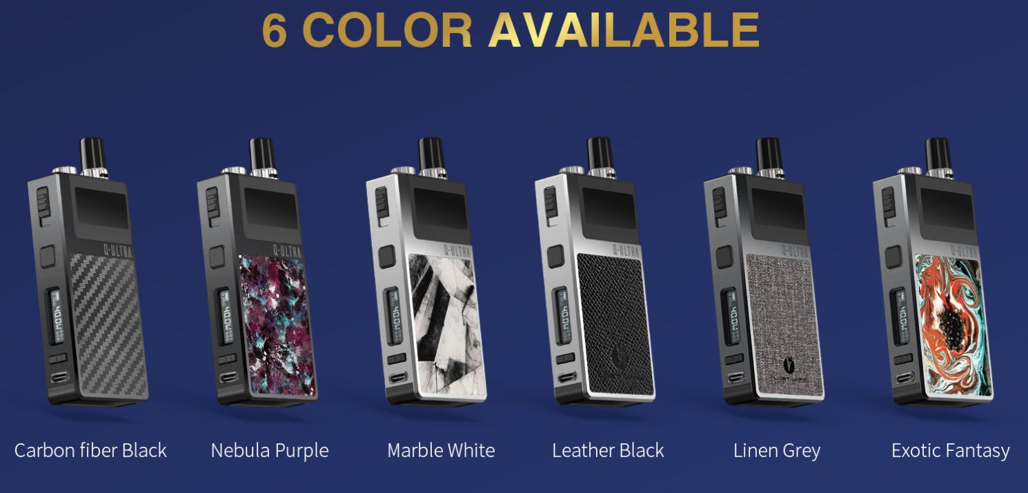 Lost Vape Orion Q Ultra Kit 40w Pod Vape Kit Cheap