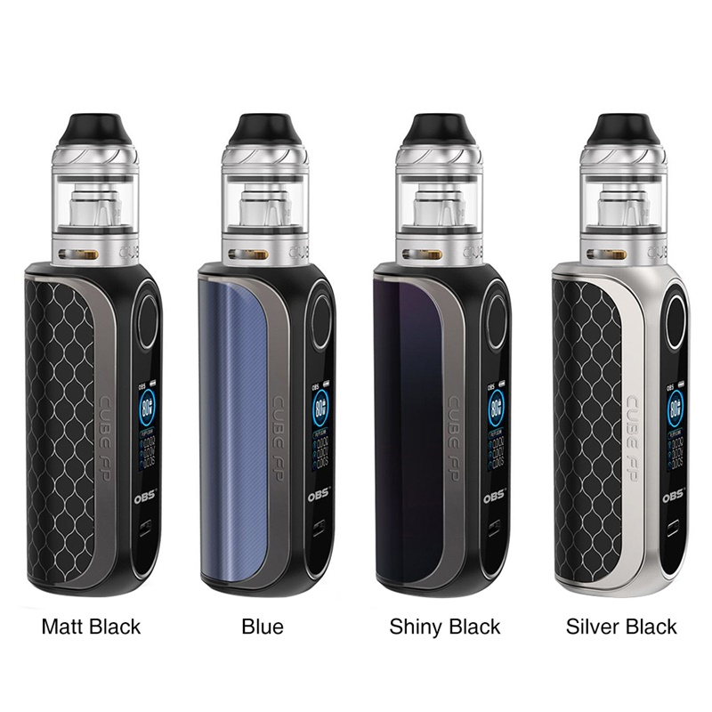 OBS Cube FP Kit Colors