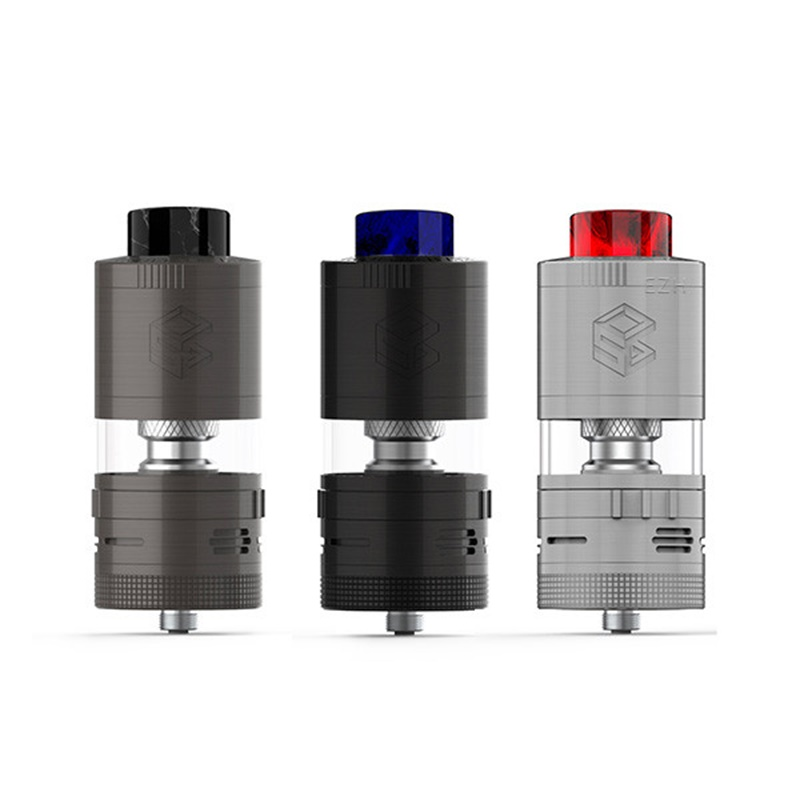 Steam Crave Aromamizer Plus V2 RDTA review
