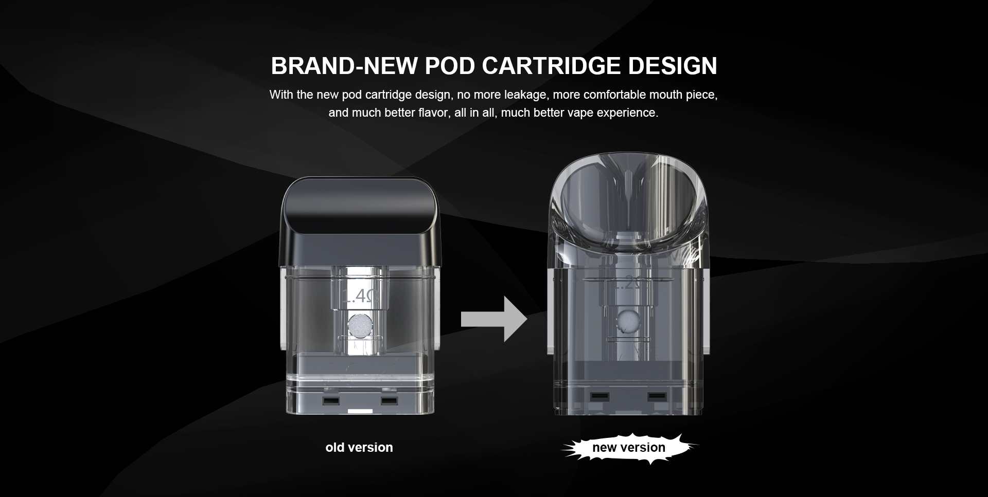 Artery Pal SE V2 With The New Pod Cartridge Design