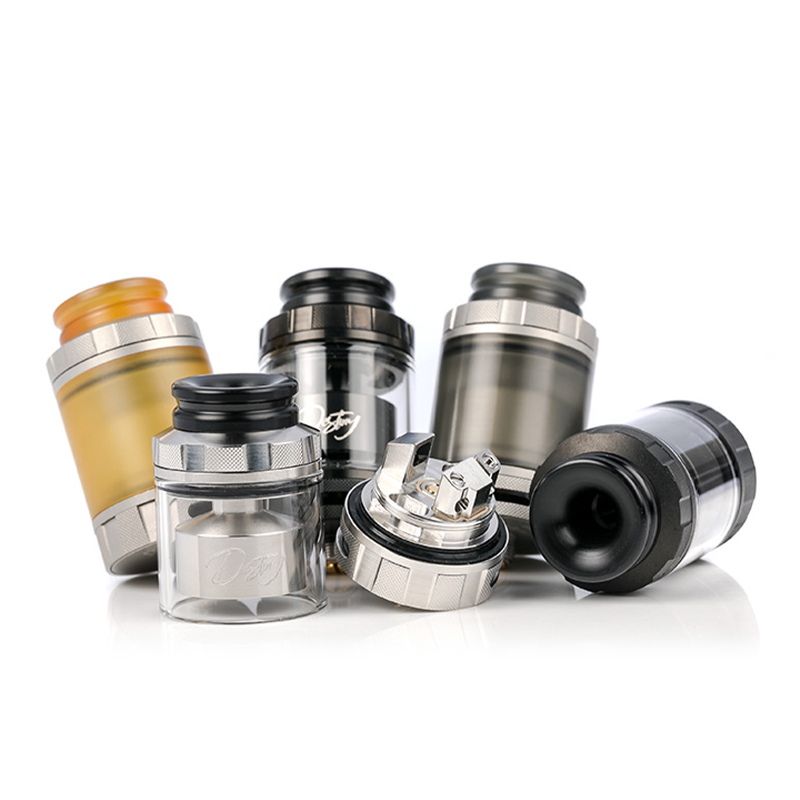 Hellvape Destiny RTA Rebuildable Tank review