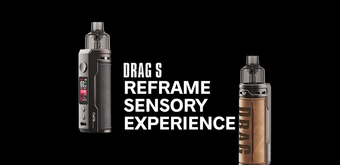 Drag S Reframe Sensory Experience