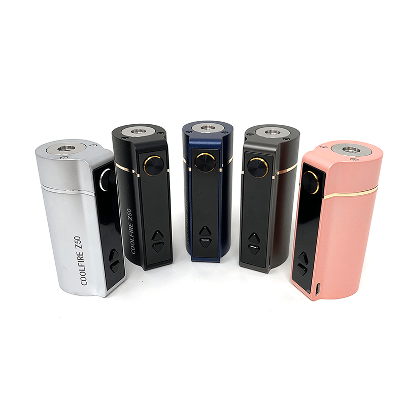 Innokin Coolfire Z50 Box Mod review