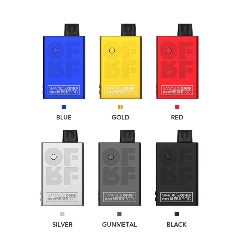 SMOK & OFRF nexMesh Pod Kit review