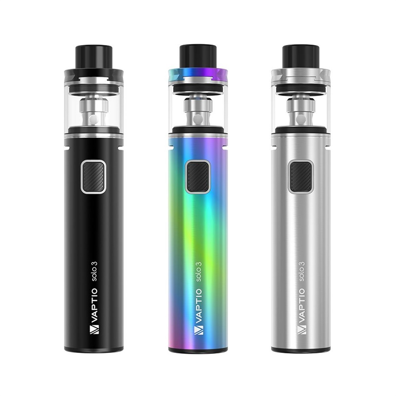 Vaptio Solo 3 AIO Vape Pen Kit review