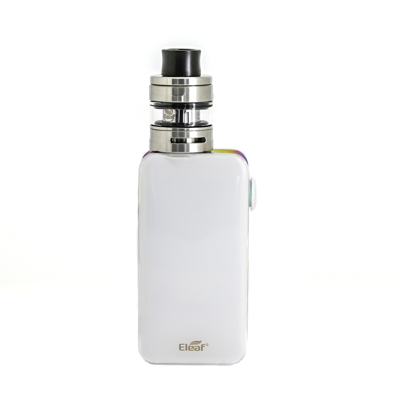 eleaf istick nowos with eleaf ello s kit ELLO S(Silver)+iStick Nowos(Dazzling)