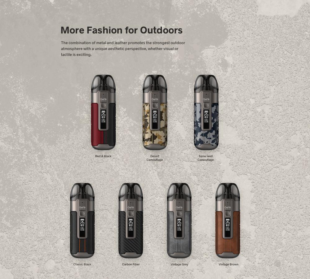 Argus Air Fashion Colors