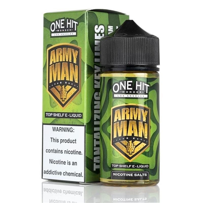 buy One Hit Wonder Army Man E-juice