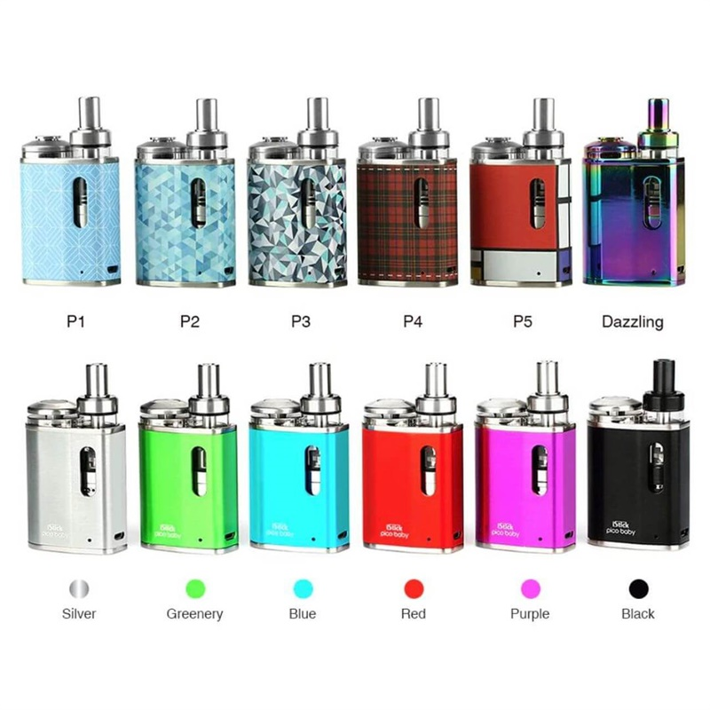 Eleaf iStick Pico Baby Kit All Colors