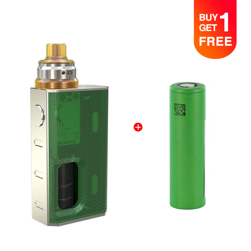 WISMEC LUXOTIC BF Kit with Tobhino RDA 100W