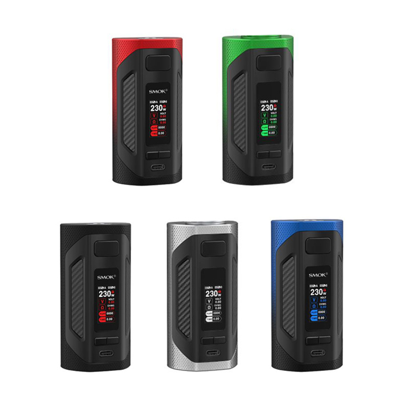 SMOK Rigel Box Mod 230W Colors
