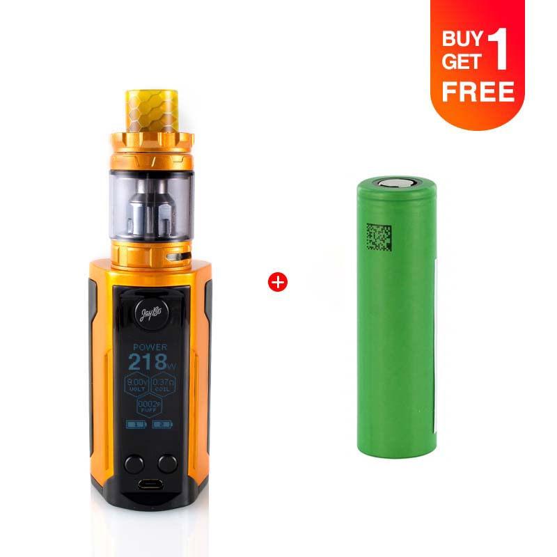WISMEC Reuleaux RX GEN3 Dual Kit 230W with GNOME King Tank
