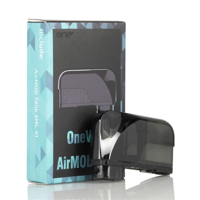one vape airmod replacement pods box and pod