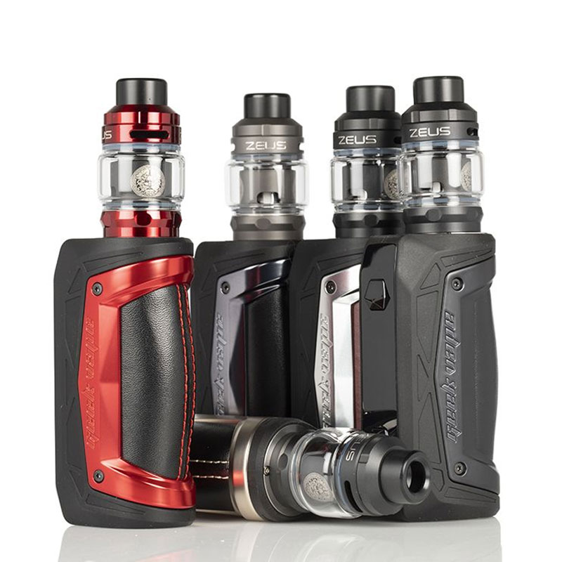 Geekvape Aegis Max Kit 100W with Zeus Sub Ohm Tank all colors