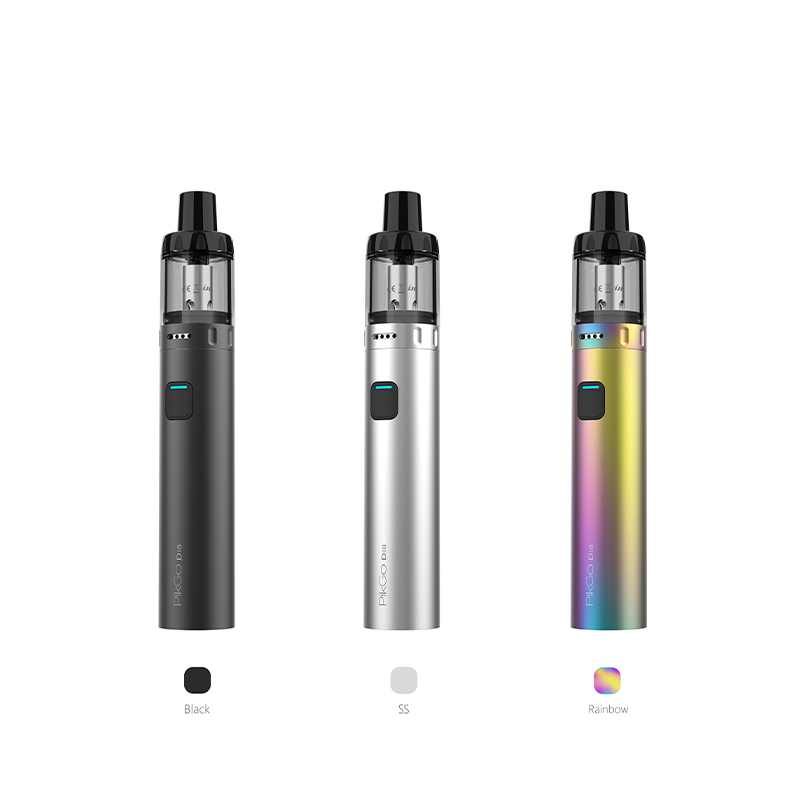 ijoy pikgo d18 23w starter kit colors