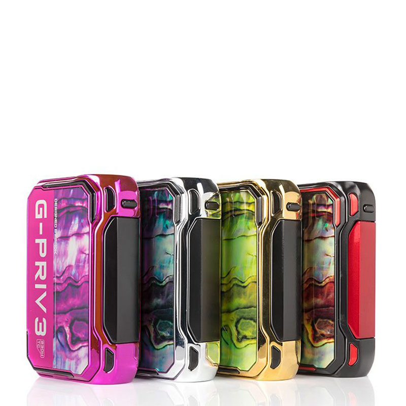 Smok G-PRIV 3 Box Mod 230W all colors