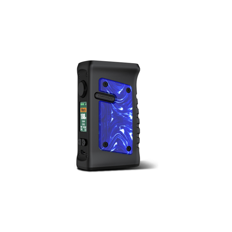 buy Vandy Vape Jackaroo Dual 18650 Box Mod