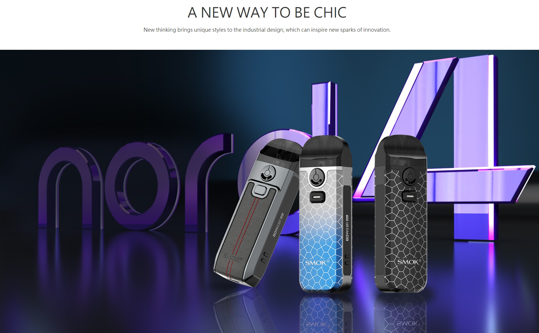Buy SMOK Nord 4