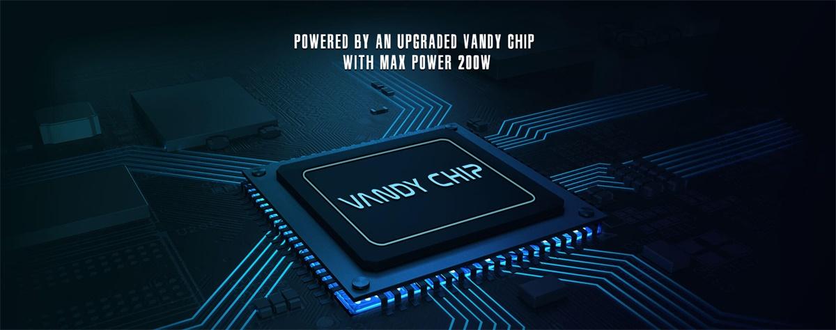 Vandy Vape Gaur-21 Mod - Chipset