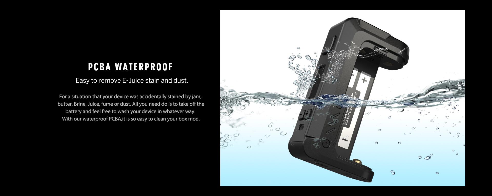 Vandy Vape Gaur-21 Mod - PCBA Waterproof
