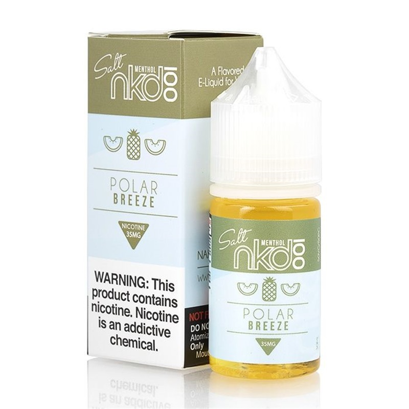 Naked 100 Salt Menthol Melon(Polar Breeze) E-Juice 30ml